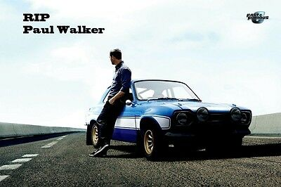 28cm x43cm Paul Walker 11x17 Mini Poster poster #01
