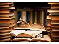 TUTORING - English Literature and English Language