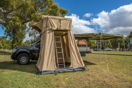 CampTRAX Lightweight Roof Top Tent Greenwood Joondalup Area Preview