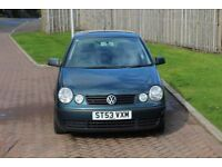 VW POLO 1.9Sdi PEEBLES