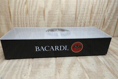 Bacardi 6 Compartment Condiment Dispenser Black Plastic Advertising