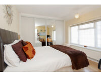 Bright and airy two bedroom masionette with private garden.