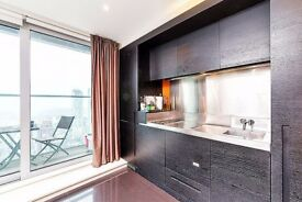 A Spectacular Studio Apartment Which Benefits From Swimming Pool, Gym & Cinema
