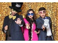 PHOTO BOOTH HIRE *FROM £130* - UNLIMITED PRINTS - FREE PHOTO ALBUM - AND MORE... PHOTOBOOTH