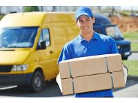 Man and Van for all small deliverys and removals John 07801 487865