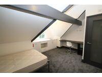 Studio flat in 27 Hallewell Road - Studio C4HMO