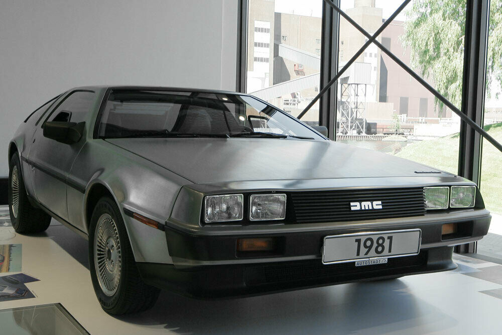 De Lorean DMC 12 Coupé - Bild: 209604975
