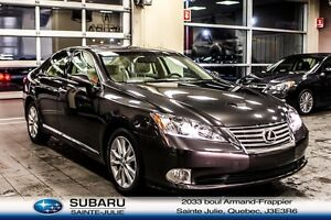 2010 Lexus ES 350 V6 3.5L 272CH NAV TOIT MAGS *** ONLY 90$ / WEE