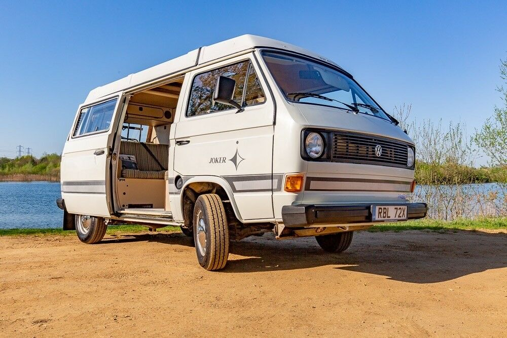 Volkswagen Camper T25 Westfalia AUTOMATIC 67000 miles genuine | in  Northampton, Northamptonshire | Gumtree