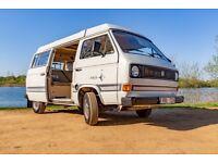 Volkswagen Camper T25 Westfalia AUTOMATIC 67000 miles genuine