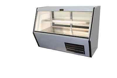 Deli Display Case 72 Refrigerated Counter Deli