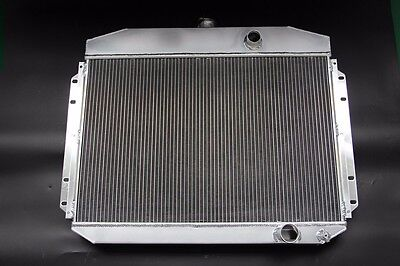 3 ROWS ALL ALUMINUM RADIATOR FIT 1961-63 64 Ford F-Series Trucks 6 Cylinder