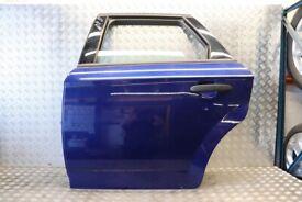 FORD MONDEO MK4 ESTATE NSR DOOR IN DEEP IMPACT BLUE 2010-2014 HJ14