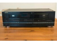 Ariston WX-510 - Twin cassette deck - Hifi - Stereo