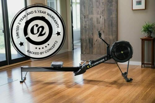 NEW 🔥CONCEPT 2 Model D Rower Black PM5 Performance Monitor Rowing Indoor ROWERG