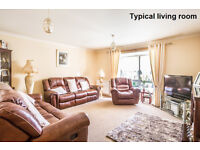 Rarely available retirement flat for over 60s in mature, affordable housing development