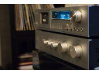 Vintage pioneer SA 420 amp & pioneer tape deck CT200