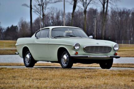 Wanted: WTB Volvo P1800 any condition.  CA$H buyer