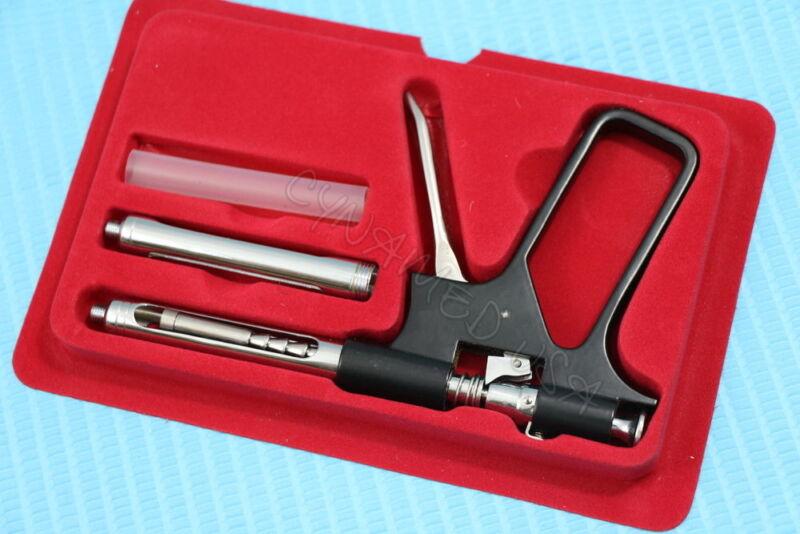 Intraligamental gun syringe anesthetic pistol injection dental 1,8ml Implant