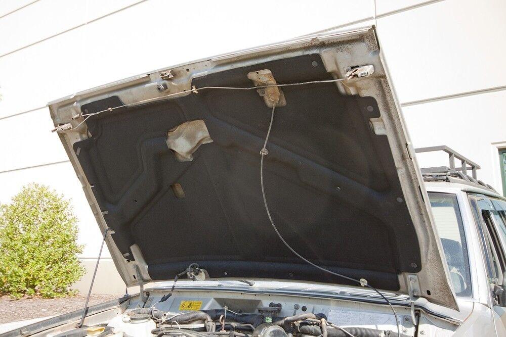 Under Hood Insulation Liner For Jeep Cherokee Xj 1984