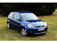 2007 FORD FIESTA 1.2 ZETEC 60K MILES! NEW MOT NO ADVISORY! 2 OWNERS! CLEAN CAR! NO FAULTS! CORSA