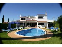 Holiday Villa Algarve Sleeps 11, private pool, near beach booking for late September onwards