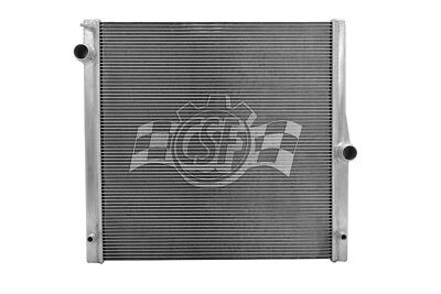 Radiator 1 Row All Aluminum CSF 3632 fits 07 10 BMW X5