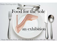 Cocktail party and Shoe Exhibition - FREE tickets.