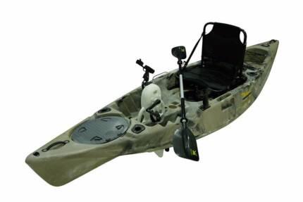 Pedal fishing kayak - Massive sale $1499 + $200  Free extras!!