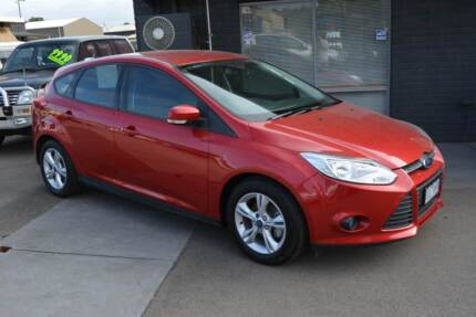 2014 Ford Focus Trend Hatch Warragul Baw Baw Area Preview
