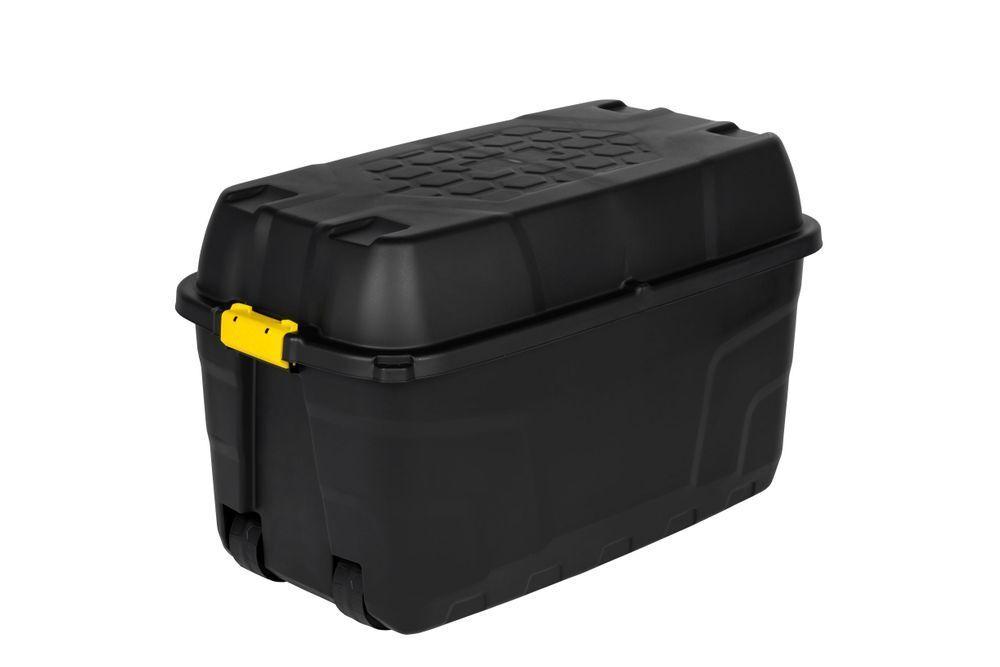 XXL Transportbox Lagerbox Rollbox Kissenbox Gartenbox Werkzeugbox Kiste 175 L