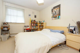 Ground floor spacious late 70s apartment block one bedroom flat with off road parking available