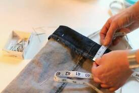 Alteration jeans & other clothes