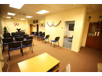 SPACIOUS OFFICE/COMMERCIAL SPACE TO LET, First and Second floor in Paisley.