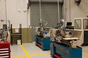 metal lathe training Springfield Ipswich City Preview