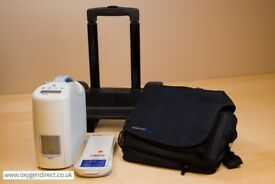 Inogen One G2 Portable oxygen concentrator Mint condition