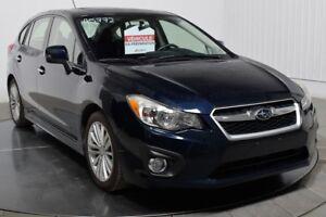 2014 Subaru Impreza LIMITED AWD CUIR TOIT MAGS NAV