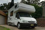2005 Winnebago Motor Home Leisure Seeker Mount Hutton Lake Macquarie Area Preview