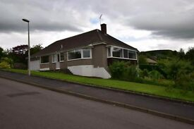 Bungalow to rent in Crieff