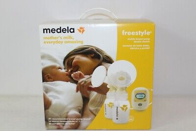 Medela Freestyle Double Electric Mobile Breast Pump 101034712