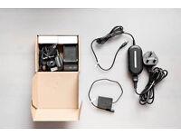 Panasonic GX8 Accessories (2 x batteries, AC adapter + DC Coupler)
