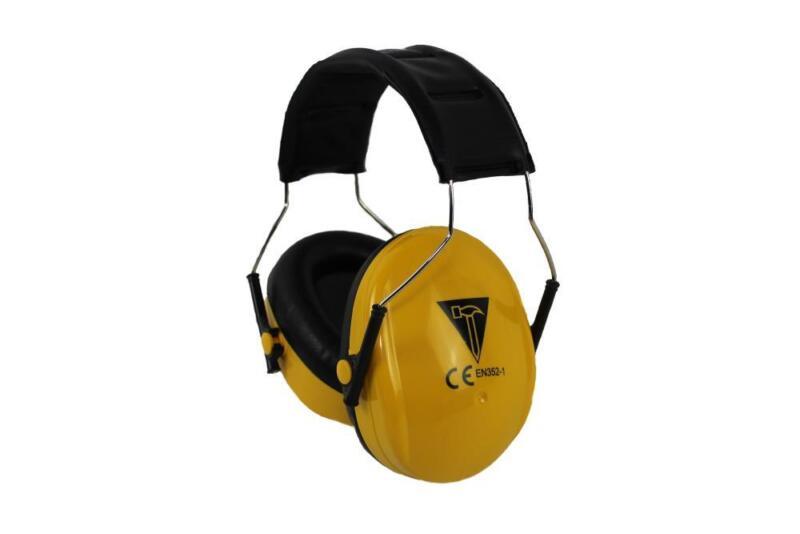 Baugewerbe Dkb Profi Gehörschutz Lärm Schutz Ce-en352-1 Gelb Lärmschutz Atem-, Augen- & Gehörschutz