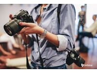 Portrait Photographer Urgently Needed in Manchester - Choose Where & When You Work!