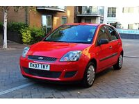 2007 FORD FIESTA 1.2 STYLE 5 DOOR LOW MILES! NEW MOT! 2 OWNERS! CLEAN CAR! NO FAULTS! ZETEC CORSA