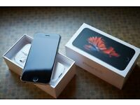 iPhone 6S 64GB - Fully unlocked - space grey - PERFECT condition