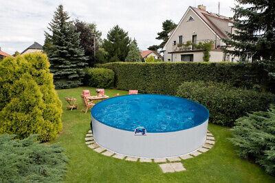 "Poolfolie /""STONE/"" 4.60 m x 1,20 m x 0.3 mm Innenhülle Foliensack Ersatzfolie"