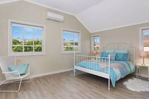 IKEA Leirvik shabby chic / French / wrought iron Queen bed frame West Ryde Ryde Area Preview
