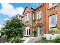 This beautiful 5 bedroom family home blends Victorian features with contemporary updates.