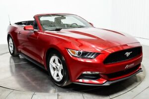 2016 Ford Mustang CONVERTIBLE V6 MAGS