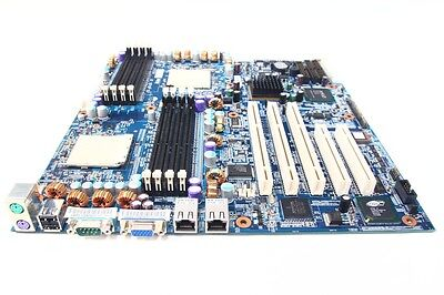 Mainboard + 2 x Dualcore Opteron 2 GHz / 64-BIT READY  - Dual Core Motherboard